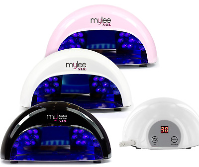 Mylee Professional 12W LED Lamp Nail Dryer Gel Polish Curing /w Timer + Sensor