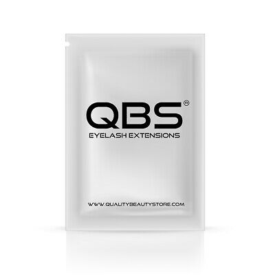 QBS Professional Under Eye Pads Patches Lint Free Eyelash Extensions