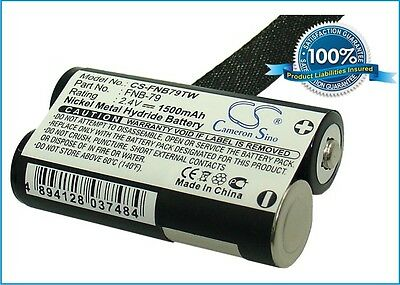 NEW Battery for YAESU VR-120 FNB-79 Ni-MH UK Stock