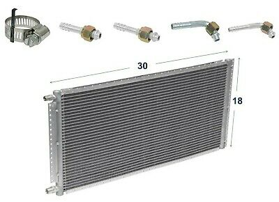 CNFP1620KT Kit A//C Universal Condenser Parallel Flow 16 x 20 with Receiver Drie