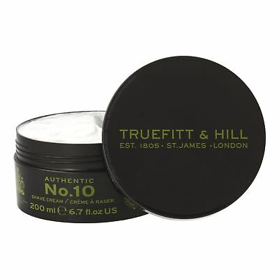 Truefitt & Hill No.10 Shave Cream