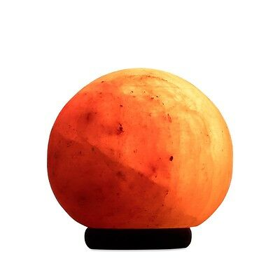 Evolution Salt Crystal Salt Lamp - Sphere - 6 Inches - 1 Count