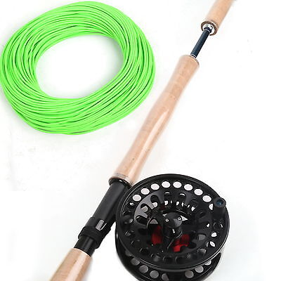 10WT Fly Rod And Reel Combo 9FT Fly Fishing Rod & Aluminum Fly Reel & Fly Line