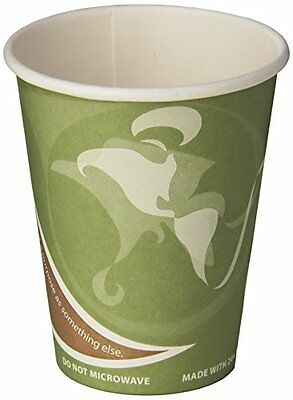 Eco-Products ECOEPBRHC12EWPK Evolution World PCF Hot Cups, Post-Consumer Fiber,