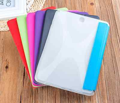 "Funda Carcasa Flip Tablet Samsung Galaxy Tab A 9.7"" T550 T555 Smart Cover"