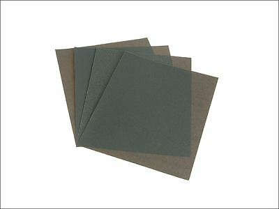 Faithfull - Wet & Dry Paper Sheets 230 x 280 mm Assorted (4) -
