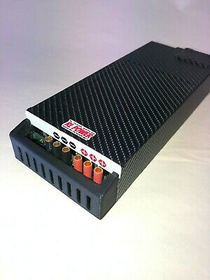 RC Power Supply 12 Volt DC 75 AMP 900 Watt with protective cover