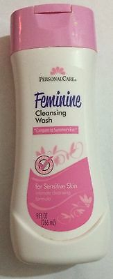 Feminine Cleansing Wash For Sensitive Skin 9 Fl Ounces Personal Care