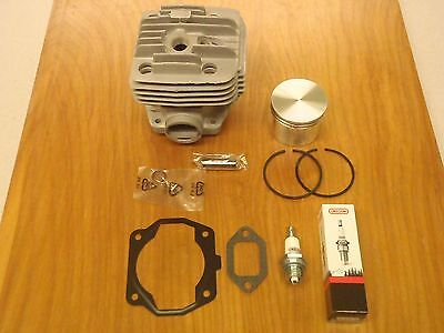 NWP Nikasil cylinder piston kit for Stihl TS400 49mm cut off saw concrete
