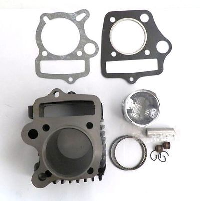 New Honda 70cc Cylinder Piston Kit CT70 TRX70 XR70R CRF70