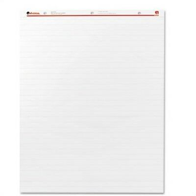 Recycled Easel Pads, Faint Rule, 27 x 34, White, 50-Sheet 2/Carton | 2 Pack