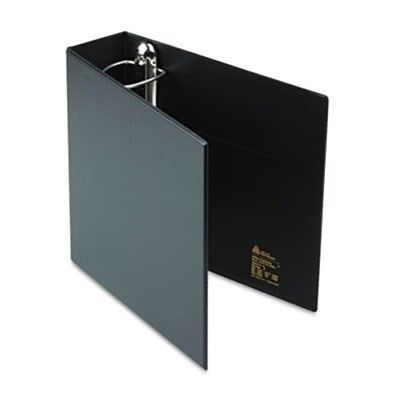 "Heavy-Duty Binder with One Touch EZD Rings, 3"" Capacity., Black - x 2"