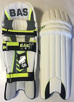 BAS MIllenium Cricket Batting Pads (Youth & Adult) + AU Stock +Free Ship & Extra