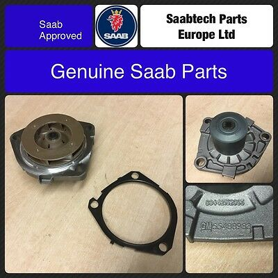 Genuine Saab 9-3&9-5 Coolant Water Pump - New - 55568637/55488983 - Vauxhall