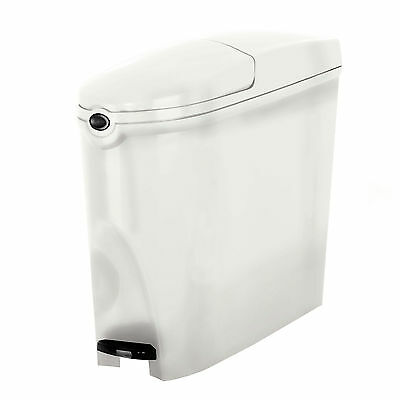 Ladies Sanitary Bin Womens Feminine Hygiene Sani Bins Waste Bag Dispenser
