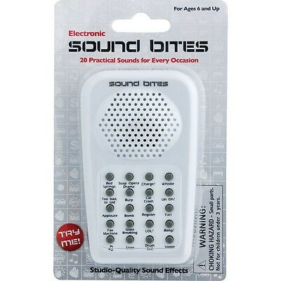 Electronic Sound Machine With 20 Loud Distinguishable Sounds