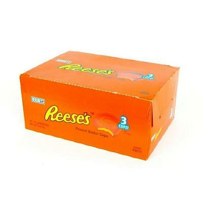 Hershey Reeses 3 Peanut Butter Cups (40x 51g.)