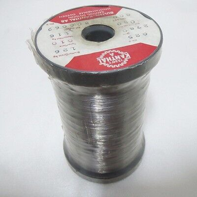 Kanthal A Wire 0.25mm 30 Gauge AWG Resistance Heating 28ohm/m~8ohm/ft 1.2kg~3lb