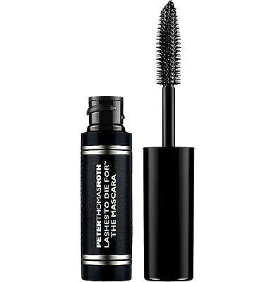 NEW! Peter Thomas Roth PTR Lashes To Die For The Mascara TRAVEL SIZE - 0.17 oz