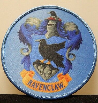 Harry Potter And The Prisoner Of Azkaban Prom Patch Ravenclaw Rare