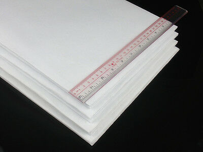 Simthread Easy Tearaway Embroidery White Back Interlining Paper 40GSM 50CM * 4M