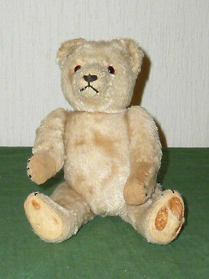 Old Teddy Bear 26 cm Stuffed Cloth Teddies
