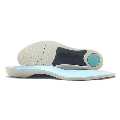 NEW Full length Medical Orthotic Insoles Arch Support pronation flat feet fallen
