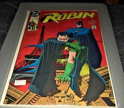 DC Comics Robin (Batman & Robin) Jan. 1991, Issue 1 of 5 in NM conditions