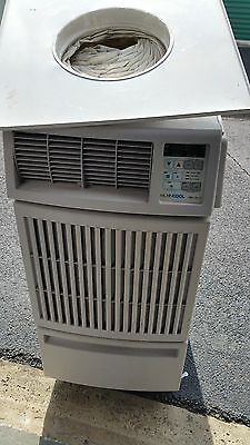 Used Genuine Movincool Office Pro 12 Portable Air Conditioner - 12000Btuh, 115V