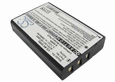 UK Battery for GICOM LK9100 LK9150 3.7V RoHS