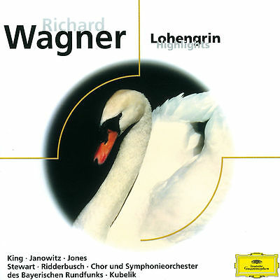 JONES U.A. - Wagner: Lohengrin Highlights