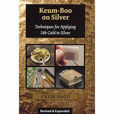 Keum-Boo on Silver Techniques for Applying 24k Gold to Silver   PUB-151.00