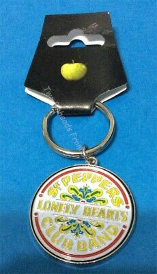 The Beatles Sgt Peppers Lonely Hearts Club Band Keychain