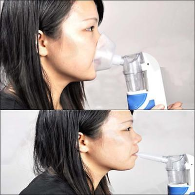 Hot Ultrasonics Nebulizer Handheld Respirator Humidifiers Portable for Travel FB