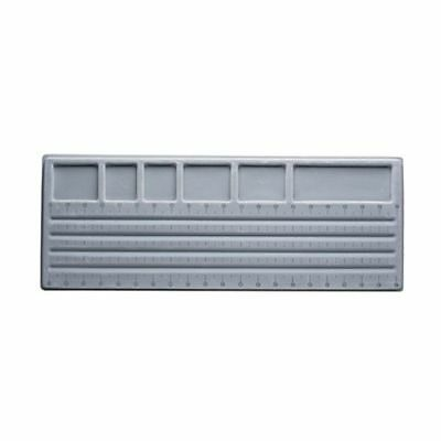 Four Row Straight Bead Board, 21-1/4 x 8 Inches | BDT-104.20