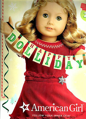 """American Girl Catalog! 2011 Limited Edition Wishes! 103 10.5X13"""" Pages! Kanani"""