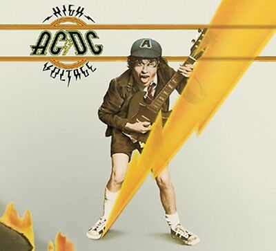 AC/DC - High Voltage