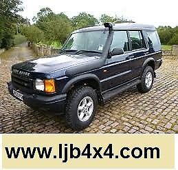 Snorkel Land Rover Discovery 2 et Range Rover Classic NEUF