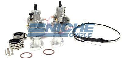 Yamaha Virago XV 750/920 Mikuni VM34 34mm Performance Carburetor Conversion Kit