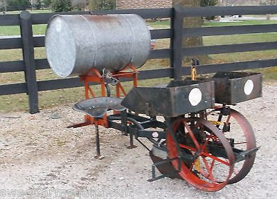 Used #22 Mechanical 1 Row  Veggie Transplanter. CHEAP and FAST SHIPPING