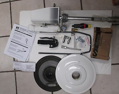 NOS NEW PumpMaster 3 Grease Pump System for 120 lb. Drum Model 301-2 Series 1100