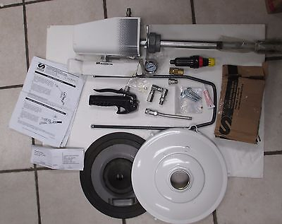 PumpMaster 3 Grease Pump System for 120 lb. Drum Model 301-2 Series 1100