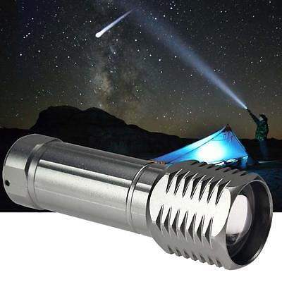 Mise au point réglable CREE XML T6 LED Flashlight 3000lm Zoomable Torch Lampe EH
