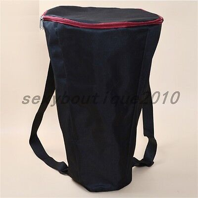 8/10/12 inch Musical Instrument Djembe Latin Drum Carry Case Bag Oxford Cloth