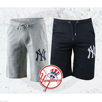 Majestic Athletic New York Yankees Mlb Boswell Shorts Casual Mens Sweat Short