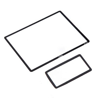 Optical Glass Fotga LCD Screen Protector for Nikon D7100 DSLR Camera LW NEW
