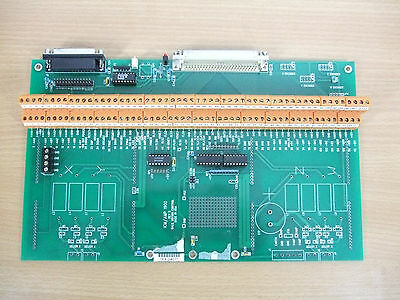 Galil Icm-1900 Amp-1900 Motion Control Interconnect Board Opt Lean