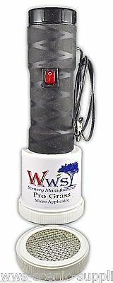 WWS Pro Grass Micro Static Flock Applicator
