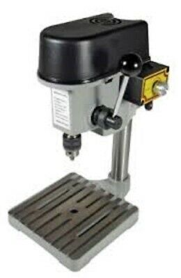 3-Speed Mini Drill Press Bench for Jewelers & Hobbyists(mo92)
