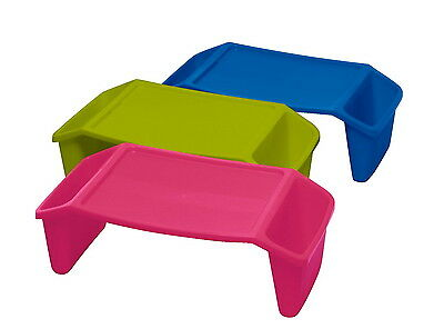 Dial Corp Handy and Stackable Lap Tray, Various Colors